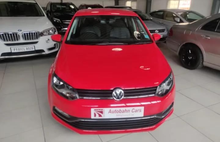 Volkswagen Polo ALLSTAR 1.2 MPI full