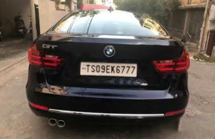 BMW 3 Series GT 320d Luxury Line full