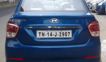 Hyundai Xcent 1.2 VTVT SX Option full